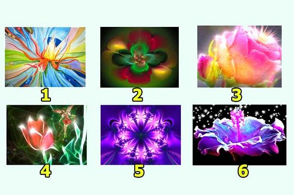 Trắc nghiệm: Lựa chọn một bông hoa để khám phá bí mật cá tính con người bạn