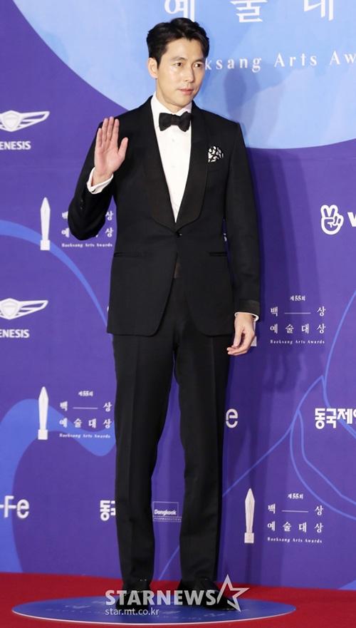 Jung Woo Sung là gương mặt ăn khách của điện ảnh Hàn Quốc.