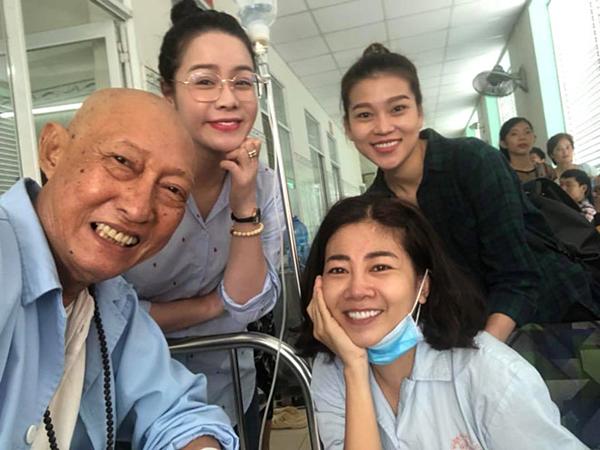 Mai Phương từng điều trị cùng khoa với Lê Bình.