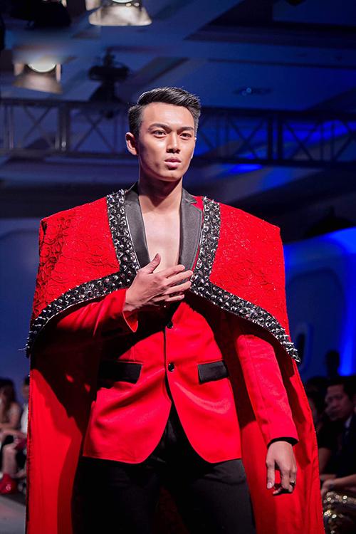 Vẻ nam tính của đại diện Việt Nam tại Man of The World 2019 - 7