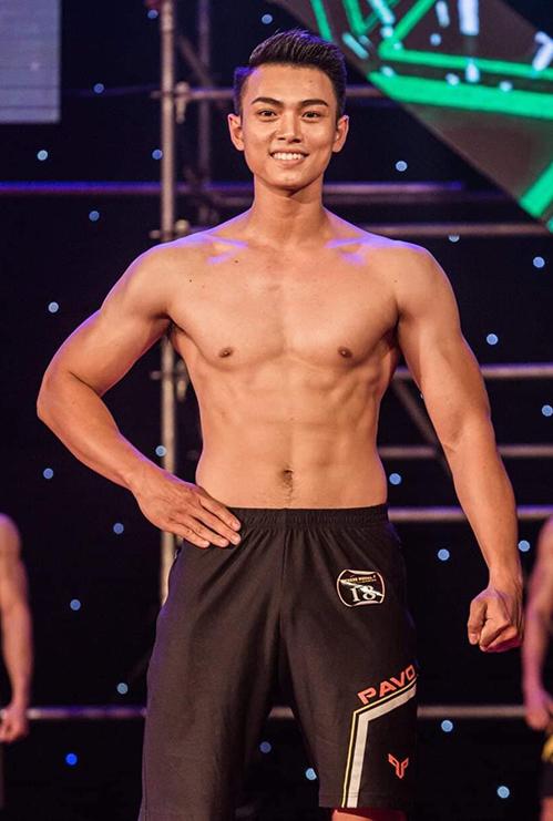 Vẻ nam tính của đại diện Việt Nam tại Man of The World 2019 - 1