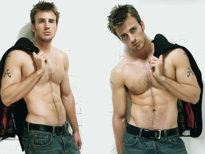 <p> Vẻ ngoài lực lưỡng, săn chắc của nam diễn viên sinh năm 1981. <em>Avengers: Endgame</em> sẽ là lần cuối cùng Chris Evans thủ vai Đội trưởng Mỹ.</p>