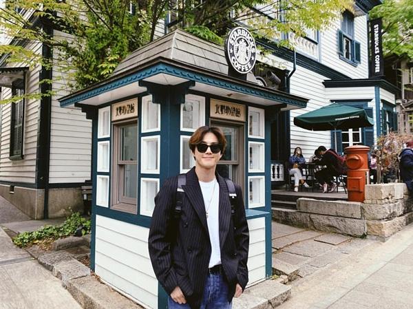 Su Ho khiến fan GATO khi liên tục khoe ảnh đi du lịch khắp nơi.