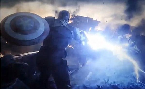 6 cảnh phim tạo hưng phấn và nhiều bất ngờ nhất trong Avengers: Endgame - 1