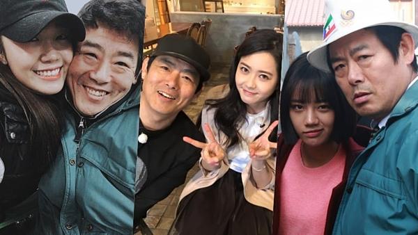 Điểm danh 9 gương mặt gạo cội phim nào cũng thấy trên màn ảnh Hàn