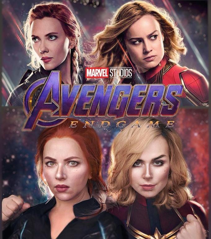 <p> Những ngày vừa qua, bộ phim <em>Avengers: Endgame</em> trở thành tâm điểm của giới trẻ. Nhiều fan cứng của bộ phim đã hóa thân thành các nhân vật họ yêu thích. Nổi bật trong số đó là cô nàngJules Gudkova (21 tuổi) với màn nhập vai hàng loạt nữ siêu anh hùng: Captian Marvel, Black Widow, Gamora, Mantis... Jules khiến người hâm mộ vũ trụ điện ảnh Marvel phải trầm trồ.</p> <p> Những bức ảnh cô nàng đăng tải trên mạng xã hội đều nhận được hàng chục nghìn lượt like, share.</p>