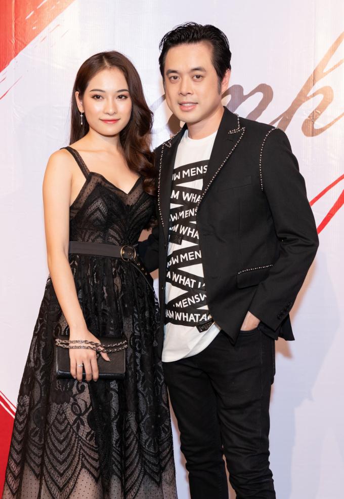 <p> Cặp đôi Dương Khắc Linh - Sara Lưu là những người quen thân với vợ chồng Đăng Khôi.</p>