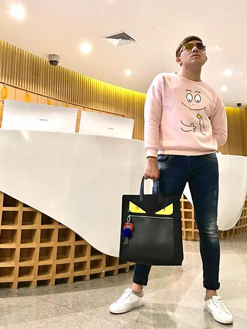 Sở thích mua sắm hàng hiệu xa xỉ của Trấn Thành - 6