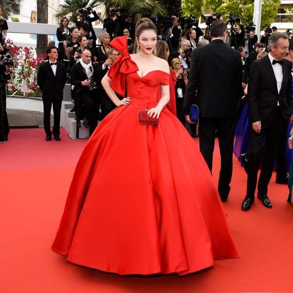 Lý Nhã Kỳ là khách mời VIP tại Cannes suốt 4 năm qua.