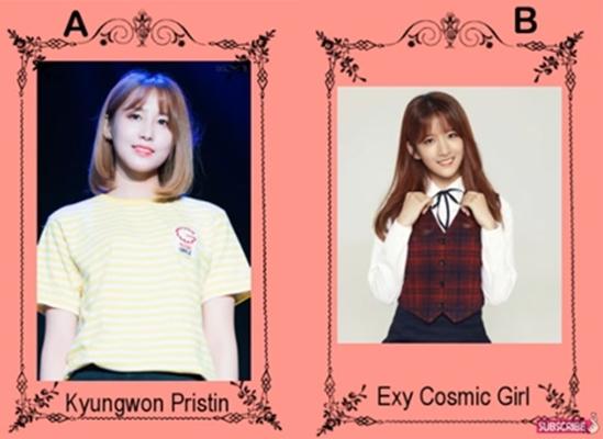 So sánh tuổi giữa các idol Hàn - 3