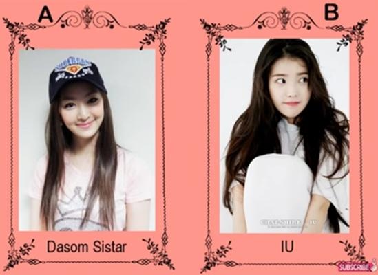 So sánh tuổi giữa các idol Hàn - 4