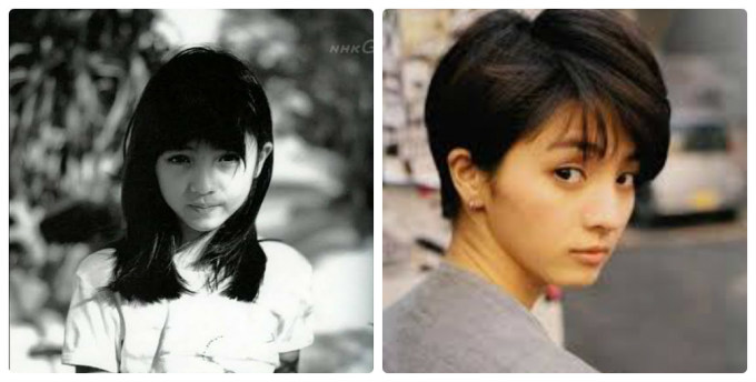 <p> Mitsushima Hikari dù để tóc dài hay tóc ngắn đều đẹp đậm chất điện ảnh.</p>