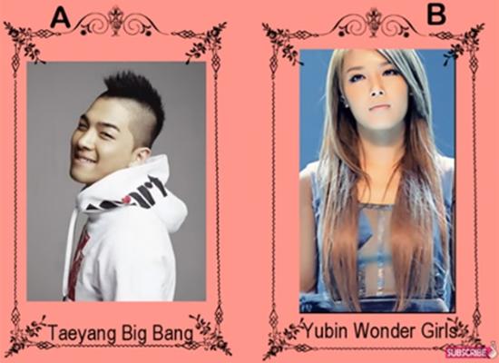 So sánh tuổi giữa các idol Hàn - 8