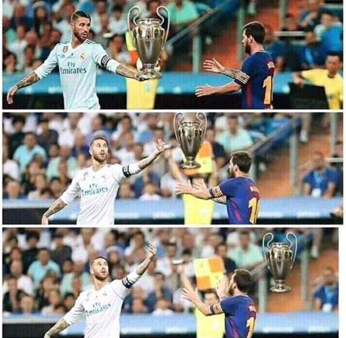 <p> Barcelona đã có một mùa giải thi đấu nỗ lực nhưng cuối cùng bị loại đau đớn.</p>