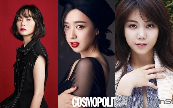 Bae Doo Na, Kim Min Jung và Kim Ok Bin là những cái tên được lựa chọn nhiều nhất. Trong đó, Bae Doo Na (ngoài cùng bên trái) được đánh giá cao nhờ kinh nghiệm diễn xuất phim điện ảnh lâu năm.