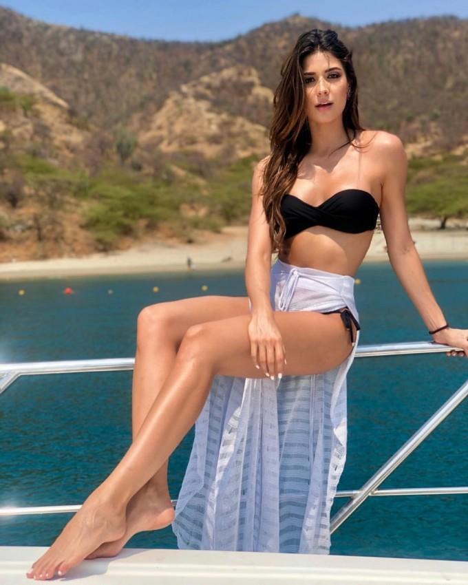 <p> Gabriela ngay từ khi đăng quang Hoa hậu Colombia đã được các chuyên trang, diễn đàn sắc đẹp uy tín trên thế giới nhận định là một trong những ứng viên nặng ký cho vương miện<em> Miss Universe</em>.</p>