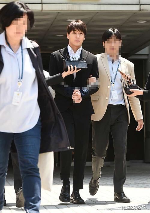 Khi được hỏi Bạn có muốn nói gì với các nạn nhân hay không?, Choi Jong Hoon chỉ đáp Tôi xin lỗi.