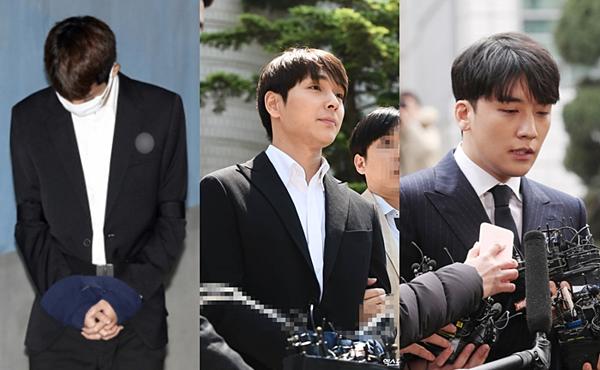 Chiều ngày hôm qua, một thành viên trong nhóm chat của Jung Joon Young là Choi Jong Hoon (cựu thành viên FT Island) cũng đã bị bắt giam vì tội cưỡng hiếp tập thể. Liên quan tới diễn biến vụ việc, ngày 9/5 văn phòng công tố đã chấp nhận đơn xin bắt giữ Seung Ri và Yoo In Suk. Dự kiến phiên thẩm vấn xác định tính hợp lệ của lệnh bắt giữ Seung Ri sẽ diễn ra trong vài ngày tới.