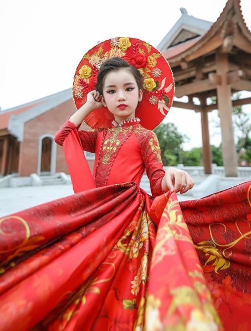 Từ nhỏ, Bảo Anh đã được gia đình tạo điều kiện tham gia các hoạt động nghệ thuật như diễn kịch, múa, trình diễn thời trang chuyên nghiệp. Trước khi đến với cuộc thi, Nguyễn Ngọc Bảo Anh đã là người đẹp nhí nổi tiếng tại Việt Nam với các vai trò: Vũ công Ballet, người mẫu thời trang kiêm nữ hoàng sắc đẹp nhí.