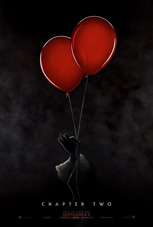 Poster của It: Chapter Two được nhà sản xuất