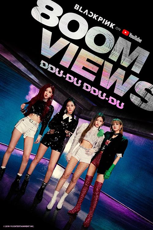 Black Pink bị mỉa mai sau khi MV Du-ddu Du-ddu cán mốc 800 triệu views