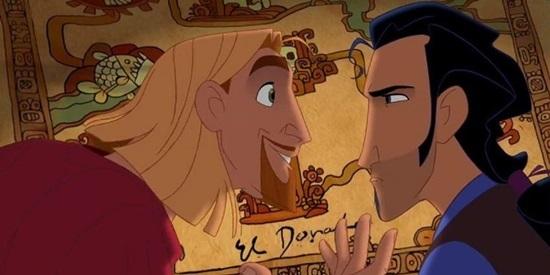 Bạn có biết đây là bộ phim hoạt hình gì? (3)