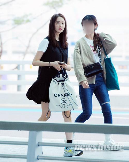 Nữ thần nhà SM chọn trang phục