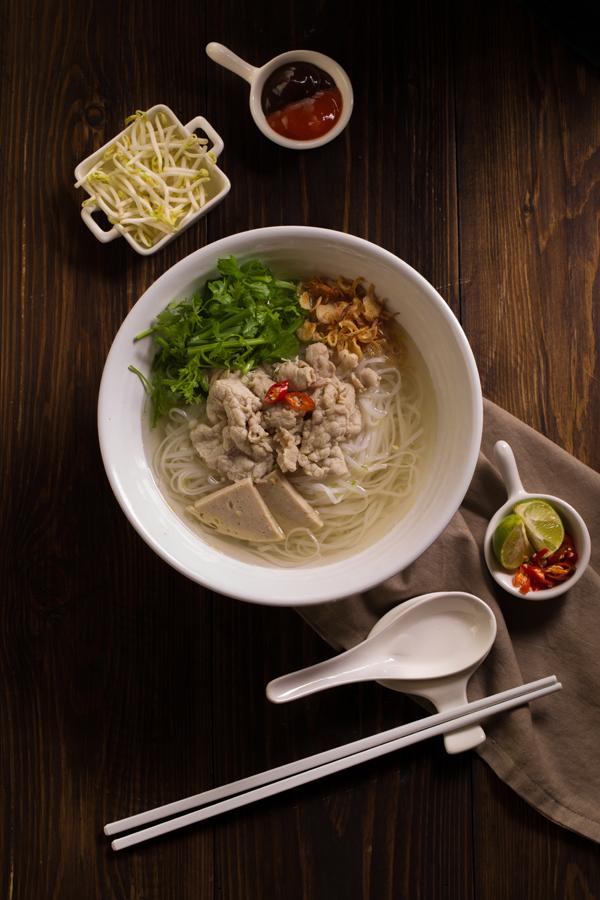 đây là cũng là dịp C.P. giới thiệu thương hiệu Phở Đi, một loại hình dịch vụ kinh doanh mới kết hợp ẩm thực độc đáo giữa Việt Nam và Thái Lan.Phở Đi không phải là phở mang đi mà ý nghĩa của người Thái đối với từ Đi là ngon.