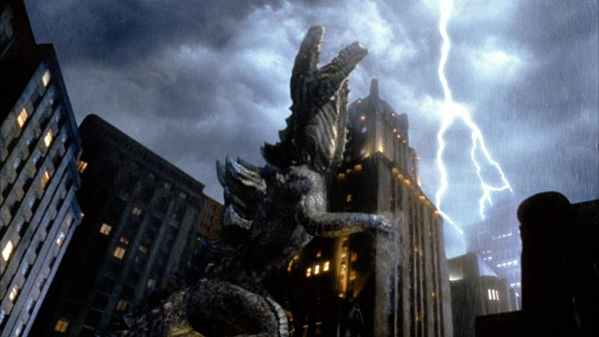 Những lần làm mưa làm gió của Godzilla trên màn ảnh rộng - 2