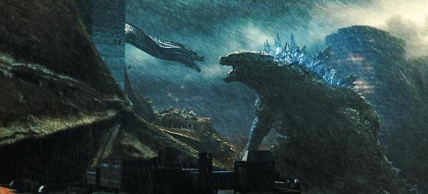 Những lần làm mưa làm gió của Godzilla trên màn ảnh rộng - 4