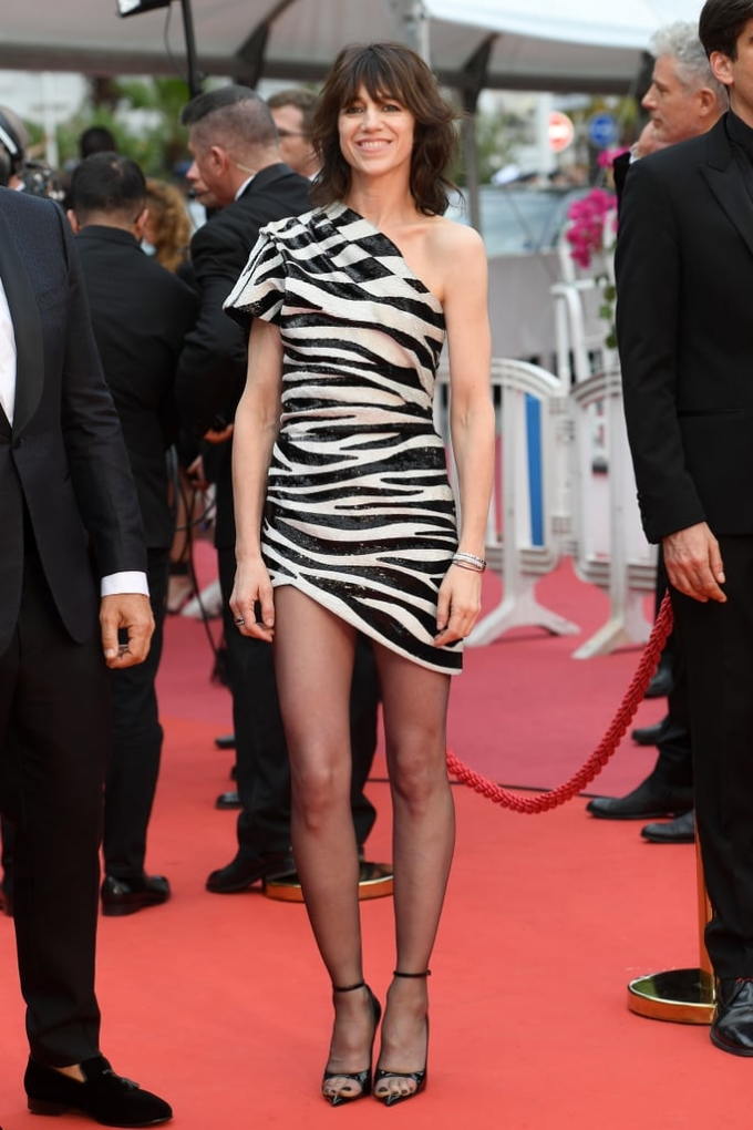 <p> Charlotte Gainsbourg.</p>