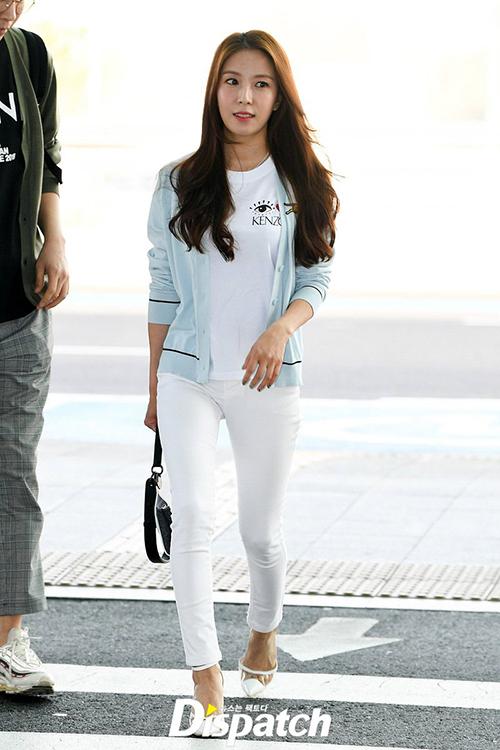 BoA lên đường sang Hong Kong dự sự kiện.