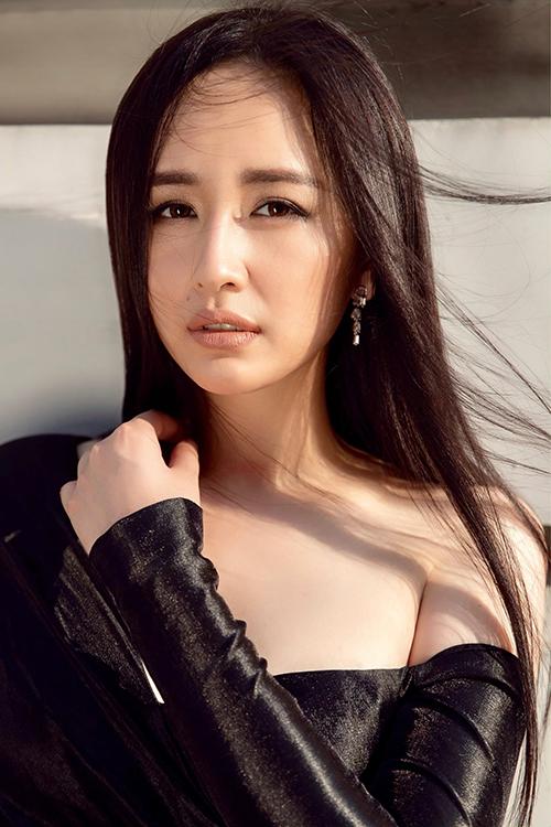 Hoa hậu Mai Phương Thúy.