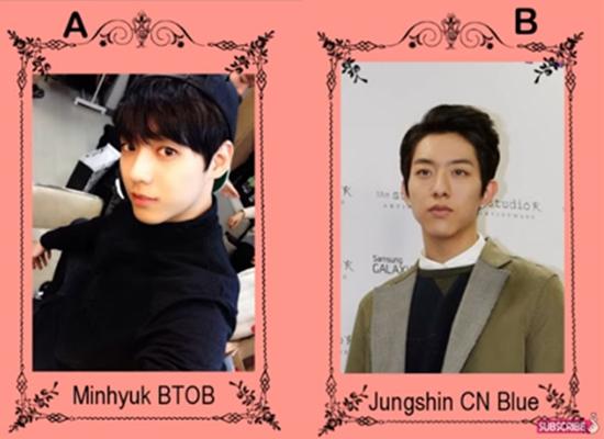 So sánh tuổi giữa các idol Hàn (2) - 3