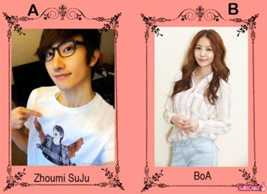 So sánh tuổi giữa các idol Hàn (2) - 5