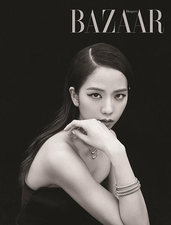 Ji Soo được gọi là Hoa hậu Hàn Quốc sau bộ ảnh trên Harpers Bazaar - 1