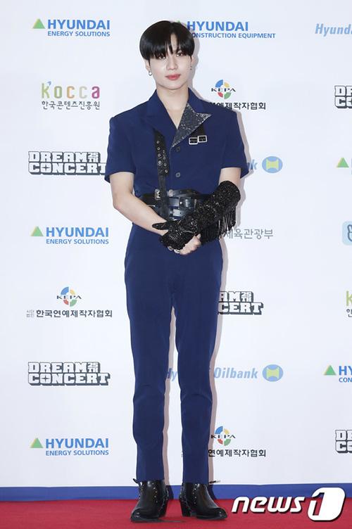 Tae Min là một trong những idol thuộc thế hệ thứ 2 hiếm hoi xuất hiện ở Dream Concert.