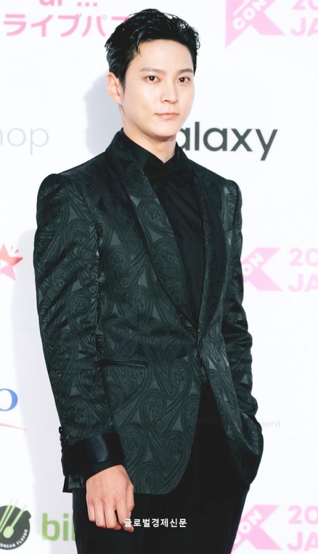 <p> Nam diễn viên Joo Won là khách mời đặc biệt của KCON Nhật Bản.</p>