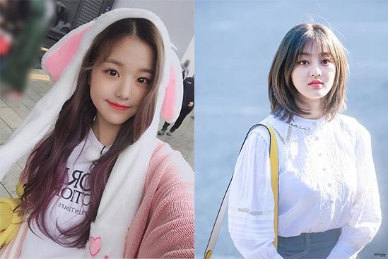 Jang Won Young và Ji Hyo có tên trong top 3.