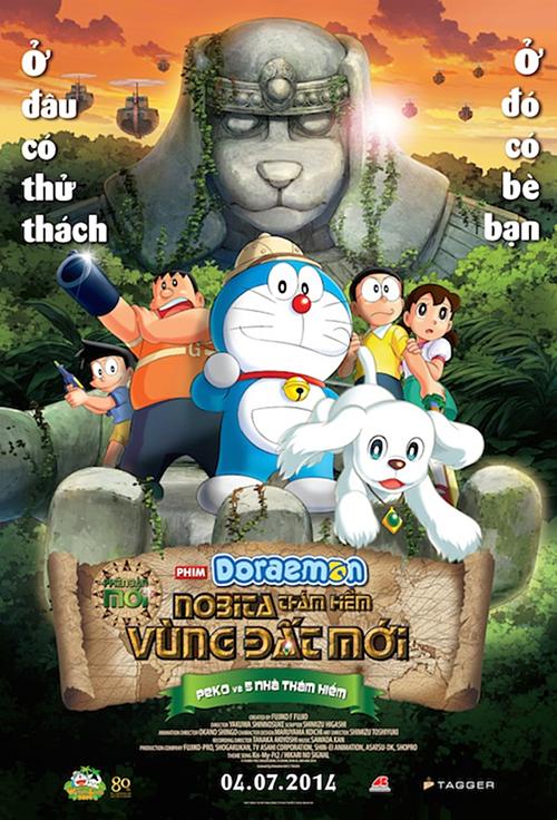 Đo độ fan cứng: Bạn đã xem hết các bộ phim Doraemon này chưa? - 1