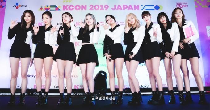 <p> Twice tham gia vào đêm diễn thứ 3 của sự kiện KCON 2019 diễn ra ở Nhật. Nhóm nhạc nhà JYP là ngôi sao Hallyu thành công nhất ở thị trường Nhật Bản hiện nay.</p>