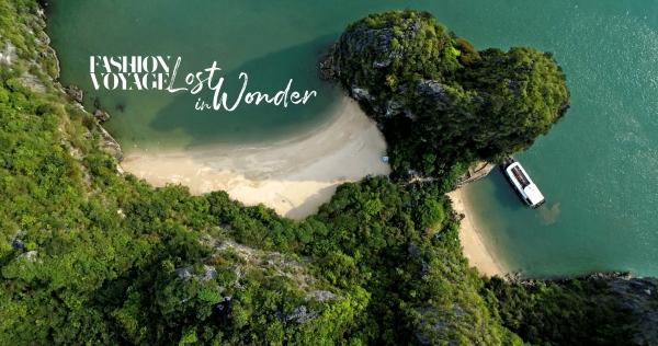 Đảo Bàn Chân - nơi diễn ra Fashion Voyage 2.