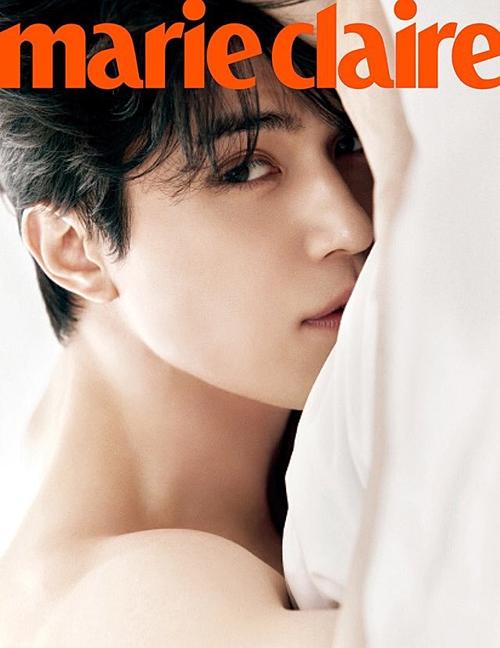 Sao Hàn trên tạp chí thời trang