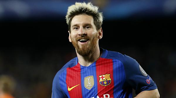 Cầu thủ Messi.