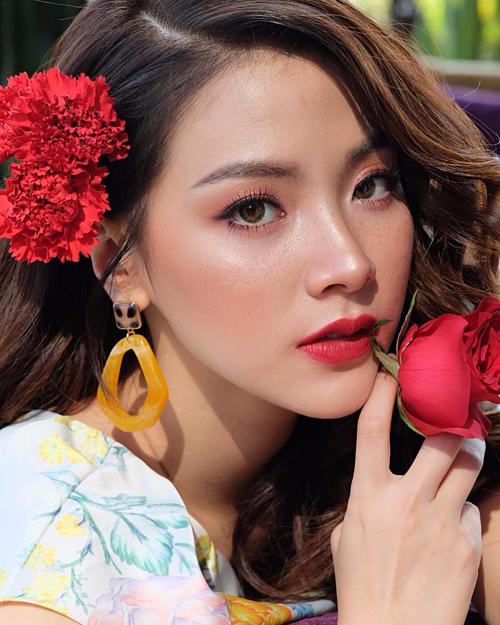6 mỹ nhân Thái có cách trang điểm đẹp thần sầu - 3