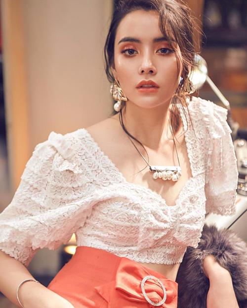 6 mỹ nhân Thái có cách trang điểm đẹp thần sầu - 8