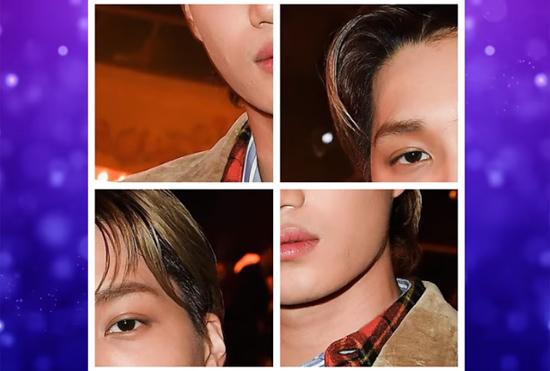 Trộn 4 mảnh ghép lộn xộn, bạn có biết đó là idol Kpop nào?