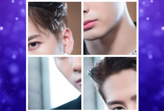 Trộn 4 mảnh ghép lộn xộn, bạn có biết đó là idol Kpop nào? - 2