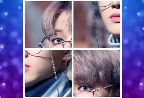 Trộn 4 mảnh ghép lộn xộn, bạn có biết đó là idol Kpop nào? - 6