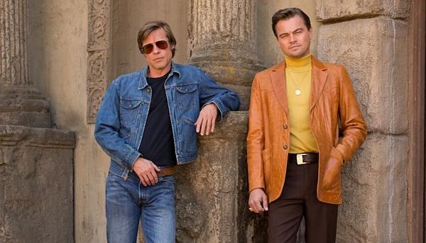 Bộ phim là cơ hội để Brad Pitt và Leonardo DiCaprio cùng thể hiện diễn xuất đỉnh cao.